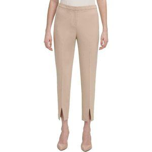 Calvin Klein Womens Ankle Business Workwear pants
